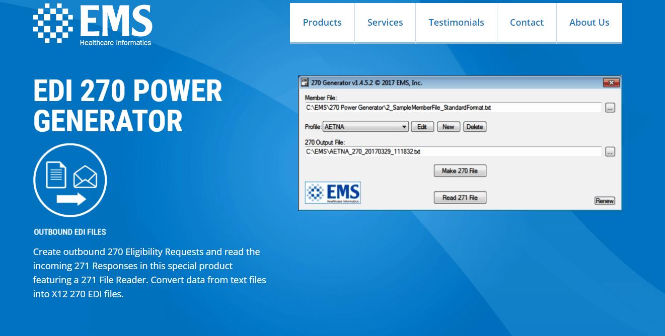 Generator ⋆ Behavioral Health Billing Solutions, LLC
